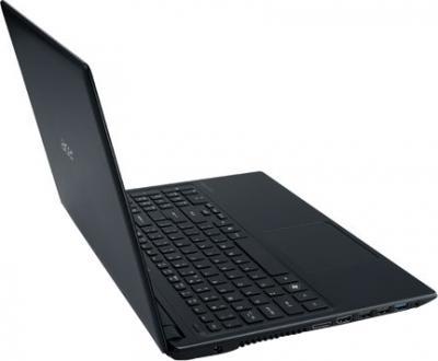 Ноутбук Acer V5-531G-987B4G75MAKK (NX.M6JEU.001) - вид сбоку