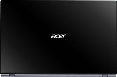 Ноутбук Acer V5-531G-987B4G75MAKK (NX.M6JEU.001) - крышка