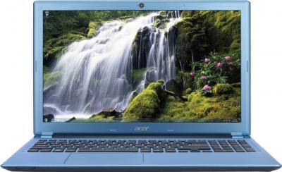 Ноутбук Acer V5-571G-33224G75MABB (NX.M53EU.001) - фронтальный вид