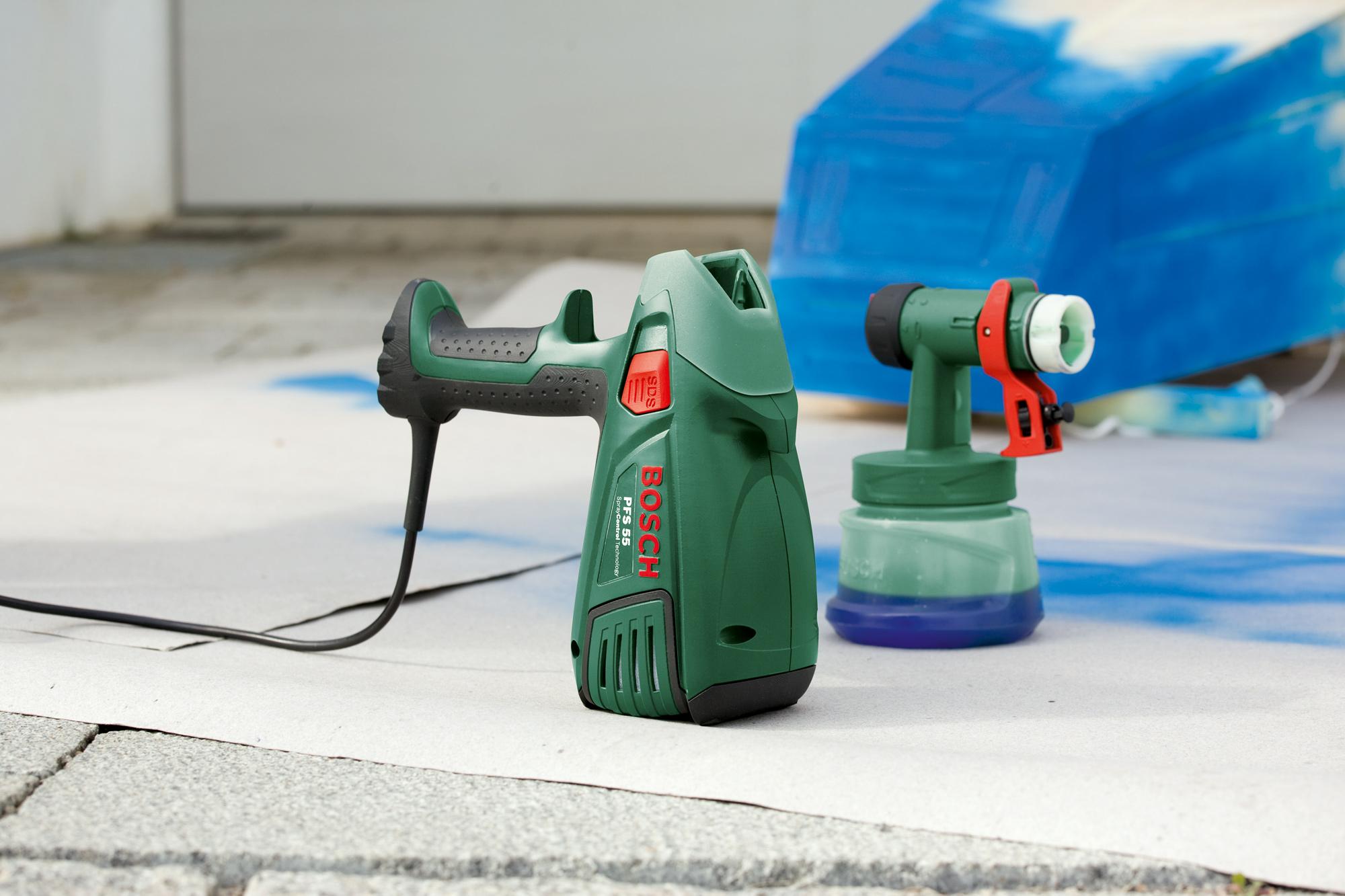 Краскопульт Bosch  1000000.000