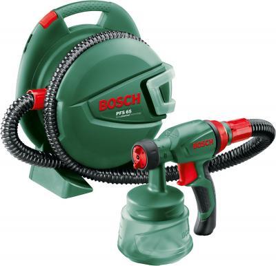 Краскопульт электрический Bosch PFS 65 (0.603.206.100) - общий вид