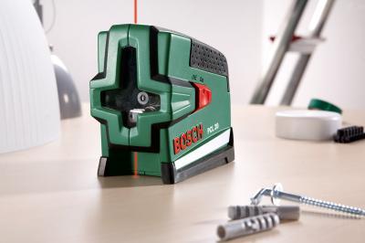 Нивелир Bosch PCL 20 (0.603.008.220) - в работе