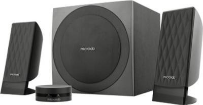 Мультимедиа акустика Microlab FC 20 Black (FC20-3164) - общий вид