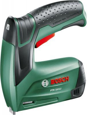 Аккумуляторный степлер Bosch PTK 3,6 Li (0.603.968.120) - общий вид