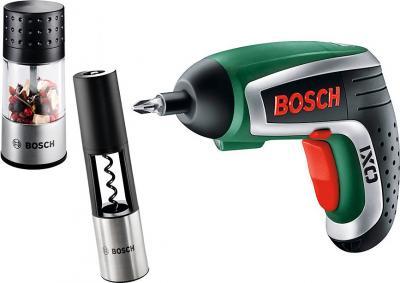 Аккумуляторный шуруповерт Bosch IXO Gourmet (0.603.981.008) - общий вид
