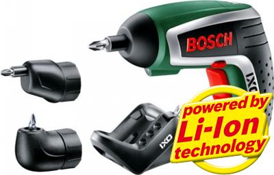 Фотография товара Аккумуляторный шуруповерт Bosch