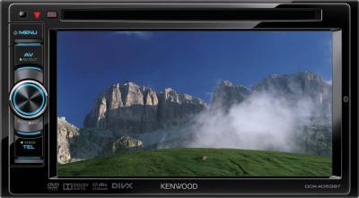 Автомагнитола Kenwood DDX-4053BT - общий вид