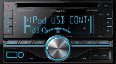 Автомагнитола Kenwood DPX-305U - общий вид