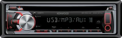 Автомагнитола Kenwood KDC-317UR - общий вид