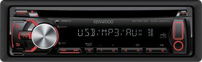 Автомагнитола Kenwood KDC-3357UY - общий вид