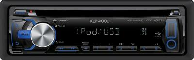 Автомагнитола Kenwood KDC-4057UB - общий вид