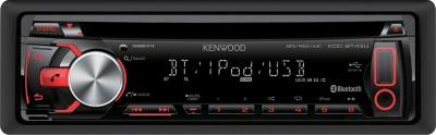 Автомагнитола Kenwood KDC-BT43U - общий вид