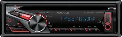 Автомагнитола Kenwood KDC-U41R - общий вид