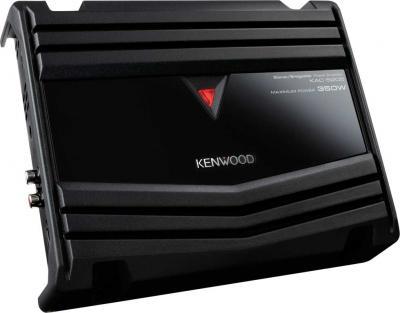 Автомобильный усилитель Kenwood KAC-5205 - общий вид