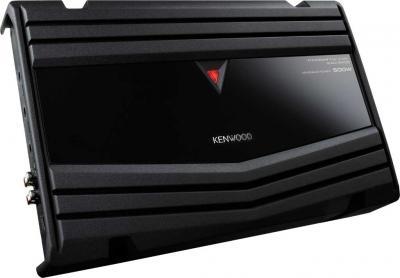 Автомобильный усилитель Kenwood KAC-6405 - общий вид
