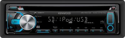 Автомагнитола Kenwood KDC-4757SD - общий вид