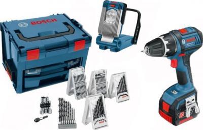 Профессиональная дрель-шуруповерт Bosch GSR 14.4 V-LI Professional (0615990DS6) - общий вид