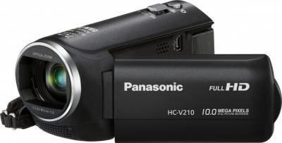 Видеокамера Panasonic HC-V210EE-K - общий вид
