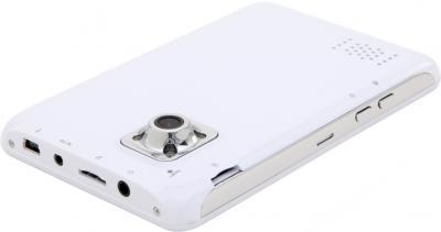 GPS навигатор Prestigio GeoVision 5800 BTHDDVR (microSD 8Gb) - вид сзади