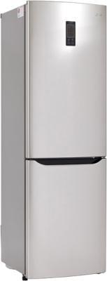 Холодильник с морозильником LG GA-M409SARA - общий вид