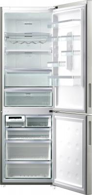 Холодильник с морозильником Samsung RL63GABRS1/BWT - внутренний вид