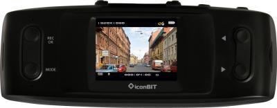 Автомобильный видеорегистратор IconBIT DVR FHD GO - дисплей
