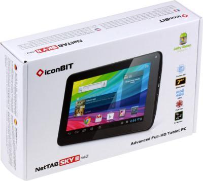 Планшет IconBIT NetTAB SKY II mk2 - коробка