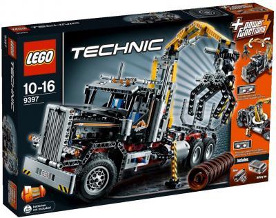 Конструктор Lego Technic Лесовоз (9397) - упаковка