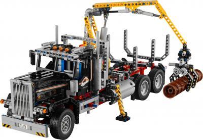 Конструктор Lego Technic Лесовоз (9397) - общий вид