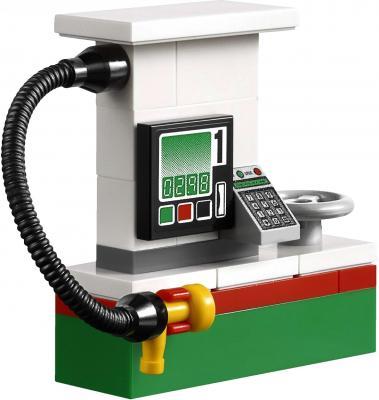 Конструктор Lego City Бензовоз (60016) - колонка