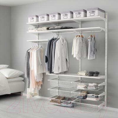 Система хранения Ikea Альгот 391.652.31