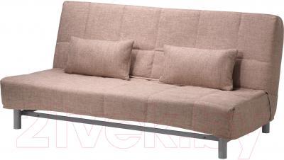 Диван-кровать Ikea Бединге/Алмос 391.710.86 (Олем бежевый)