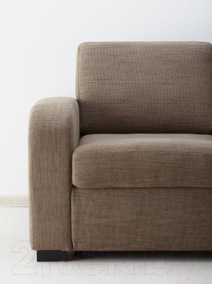 Диван-кровать Ikea Ингельстад/Ласеле 391.720.57 (Хенста светло-коричневый)