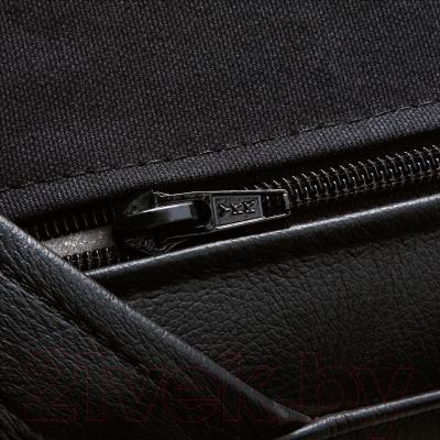 Банкетка Ikea Поэнг 398.178.83 (черно-коричневый/черный)