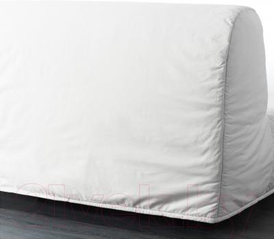 Диван-кровать Ikea Ликселе Мурбо 398.400.96 (Ранста белый) - вид сзади