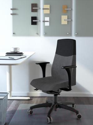 Кресло офисное Ikea Вольмар 398.950.84 - в интерьере