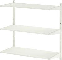 Система хранения Ikea Альгот 399.037.91 -