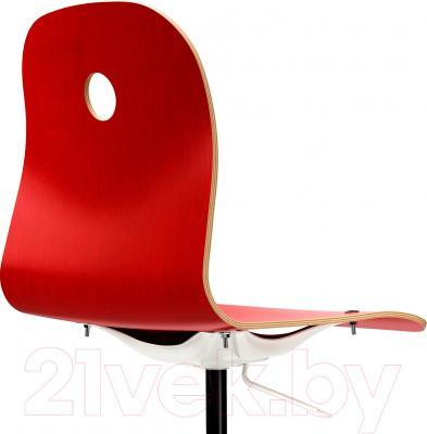 Стул офисный Ikea Вогсберг / Споррен 490.067.03 - вид сзади
