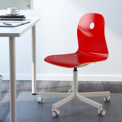 Стул офисный Ikea Вогсберг / Споррен 490.067.03 - в интерьере