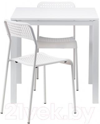 Обеденная группа Ikea Мельторп / Адде 490.117.66