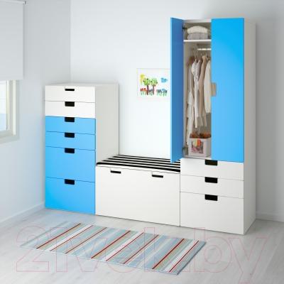 Комплект мебели Ikea Стува 490.176.31