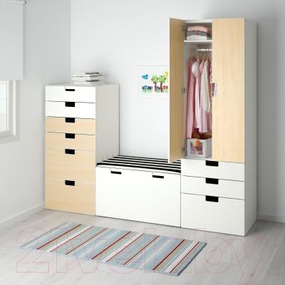 Комплект мебели Ikea Стува 490.328.01