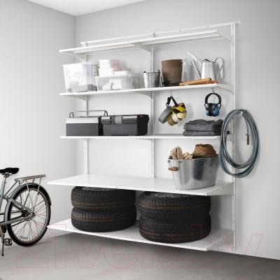 Система хранения Ikea Альгот 490.942.19