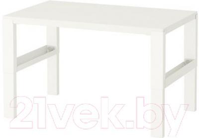 Письменный стол Ikea Поль 491.289.45 (белый)