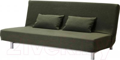 Диван-кровать Ikea Бединге/Алмос 491.710.81 (Эдшен зеленый)