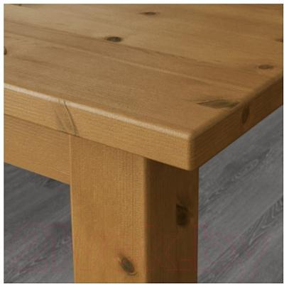 Обеденная группа Ikea Стурнэс / Каустби 498.856.40 (морилка антик)