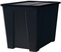 Контейнер для хранения Ikea Самла 498.949.46 (черный) -