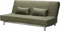 Диван-кровать Ikea Бединге 498.981.62 (зеленый) -