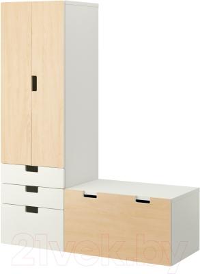 Комплект мебели Ikea Стува 590.327.92