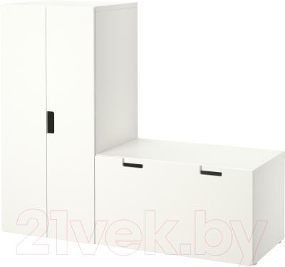 Комплект мебели Ikea Стува 591.240.65
